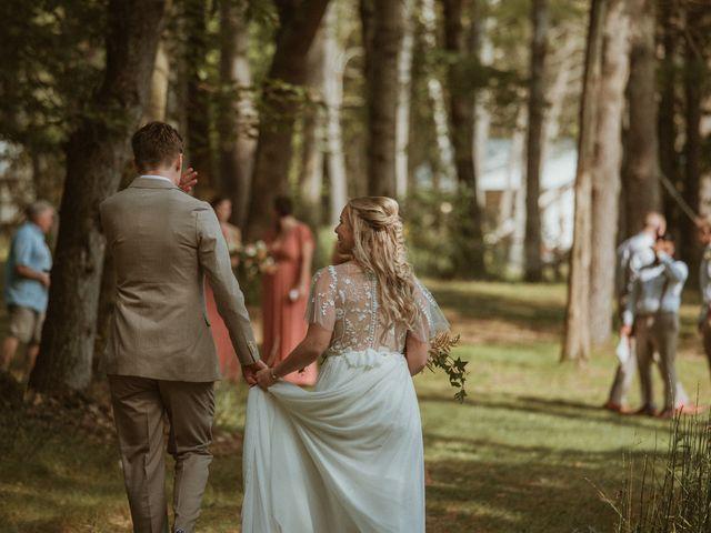 Desta and Dermot's wedding in Grafton, Ontario 25