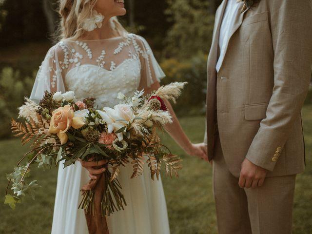 Desta and Dermot's wedding in Grafton, Ontario 35