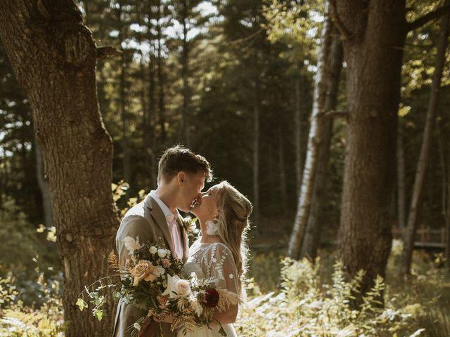 Desta and Dermot's wedding in Grafton, Ontario 37