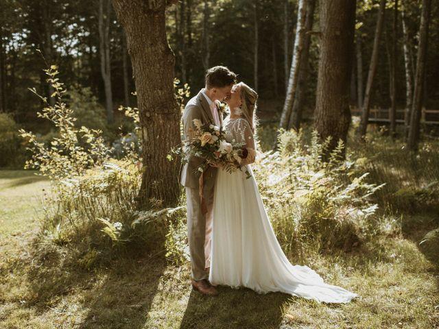 Desta and Dermot's wedding in Grafton, Ontario 38