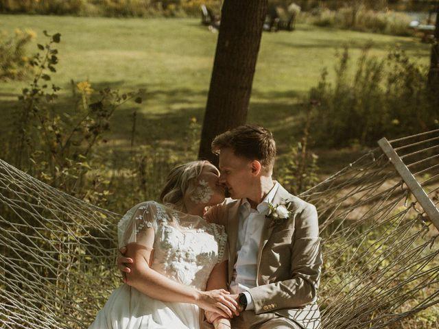 Desta and Dermot's wedding in Grafton, Ontario 41