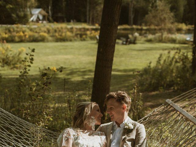 Desta and Dermot's wedding in Grafton, Ontario 42