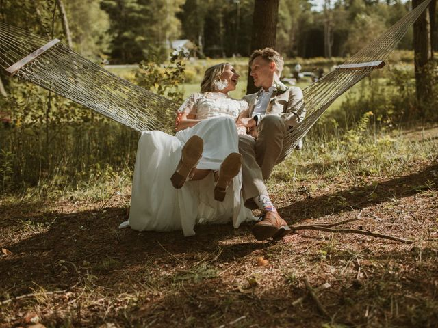 Desta and Dermot's wedding in Grafton, Ontario 44