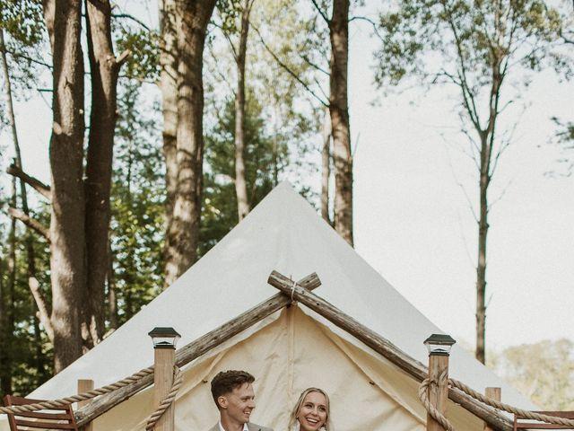 Desta and Dermot's wedding in Grafton, Ontario 45