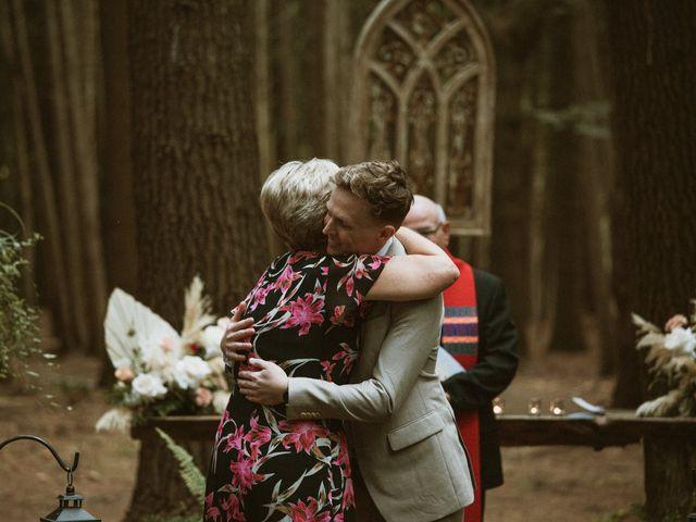 Desta and Dermot's wedding in Grafton, Ontario 52