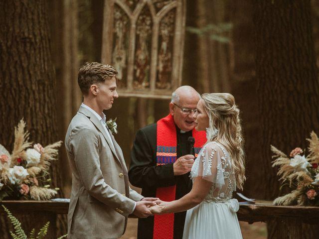 Desta and Dermot's wedding in Grafton, Ontario 55