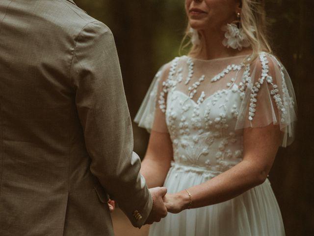 Desta and Dermot's wedding in Grafton, Ontario 56