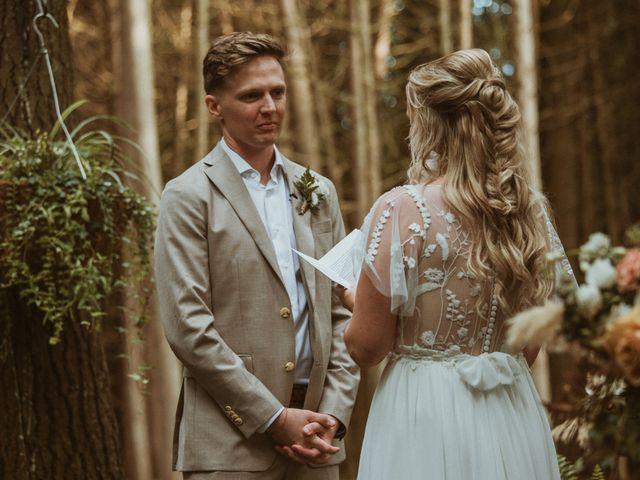 Desta and Dermot's wedding in Grafton, Ontario 57