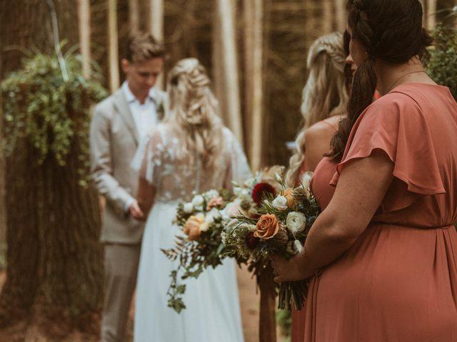 Desta and Dermot's wedding in Grafton, Ontario 59
