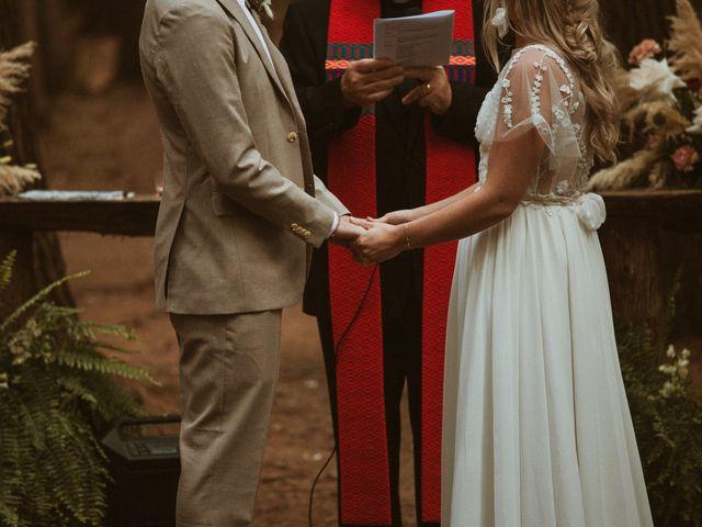 Desta and Dermot's wedding in Grafton, Ontario 64