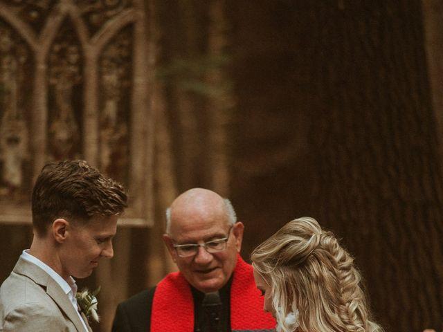 Desta and Dermot's wedding in Grafton, Ontario 65
