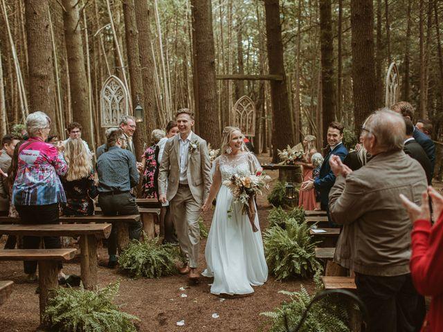Desta and Dermot's wedding in Grafton, Ontario 69