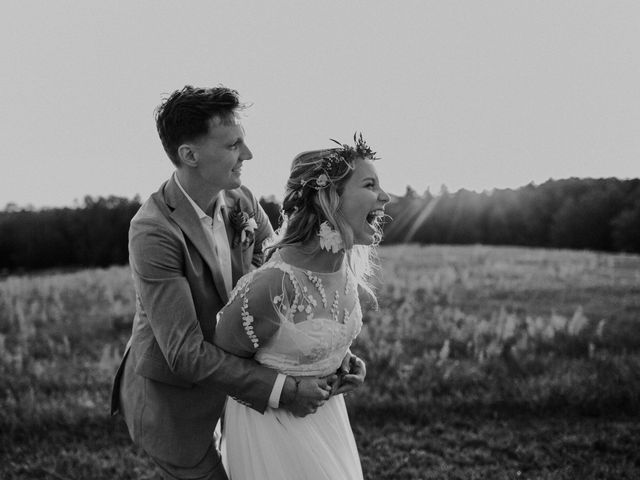 Desta and Dermot's wedding in Grafton, Ontario 71