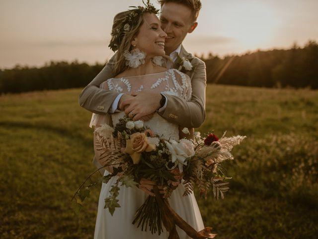 Desta and Dermot's wedding in Grafton, Ontario 72