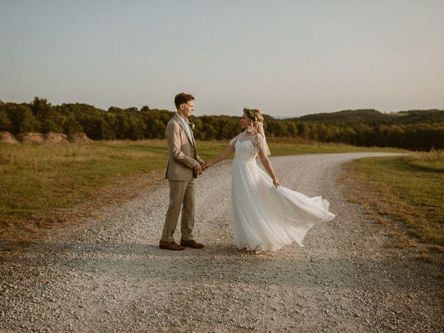 Desta and Dermot's wedding in Grafton, Ontario 74