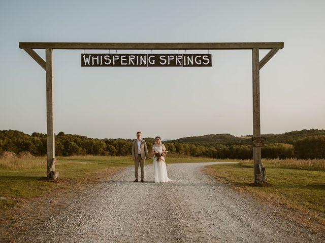 Desta and Dermot's wedding in Grafton, Ontario 76