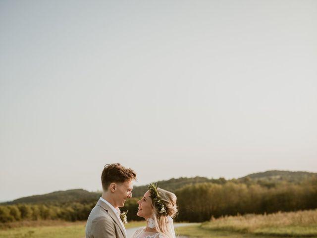 Desta and Dermot's wedding in Grafton, Ontario 77