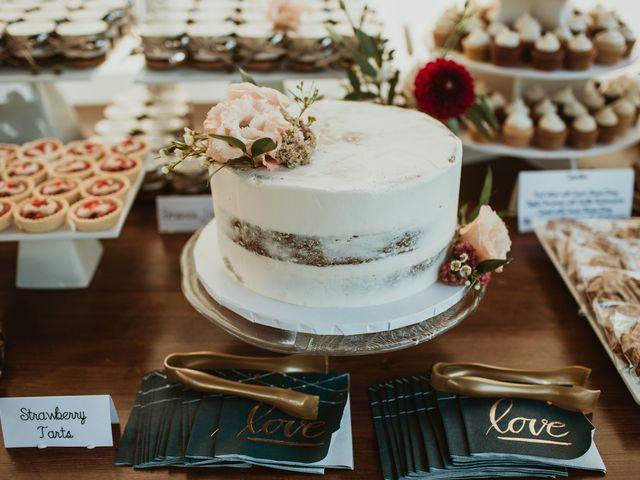 Desta and Dermot's wedding in Grafton, Ontario 83
