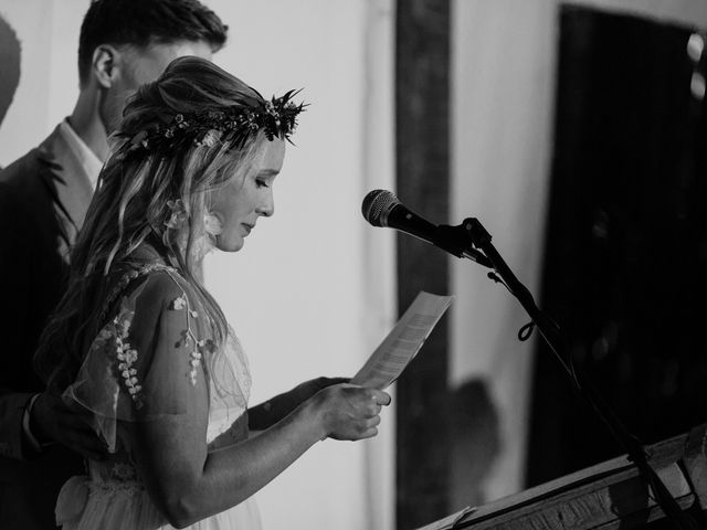 Desta and Dermot's wedding in Grafton, Ontario 88