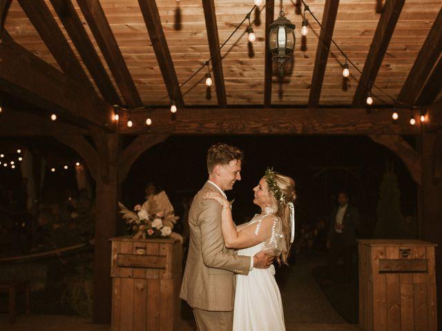 Desta and Dermot's wedding in Grafton, Ontario 89