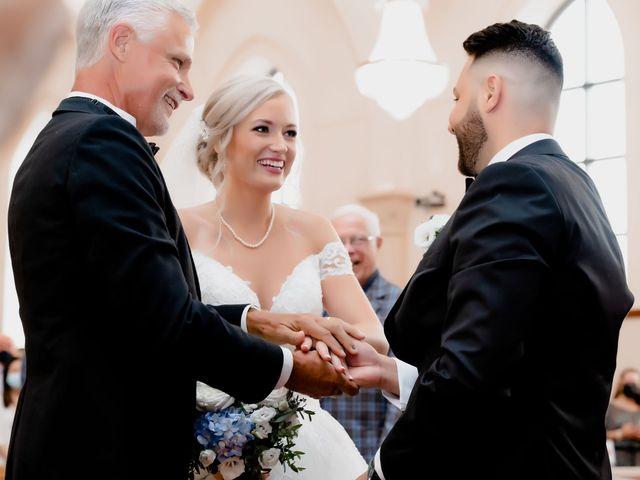 Kareem and Marya's wedding in Mississauga, Ontario 32