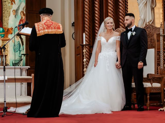 Kareem and Marya's wedding in Mississauga, Ontario 34