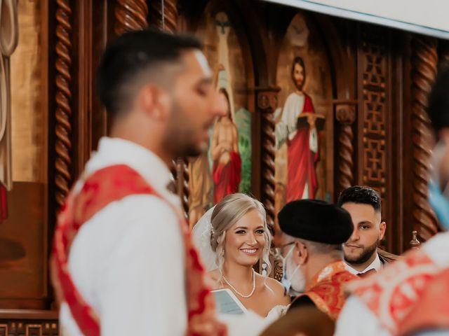 Kareem and Marya's wedding in Mississauga, Ontario 35