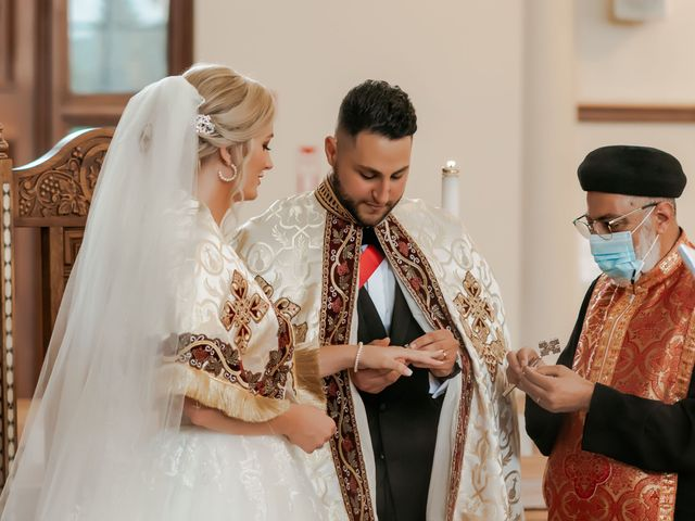 Kareem and Marya's wedding in Mississauga, Ontario 40