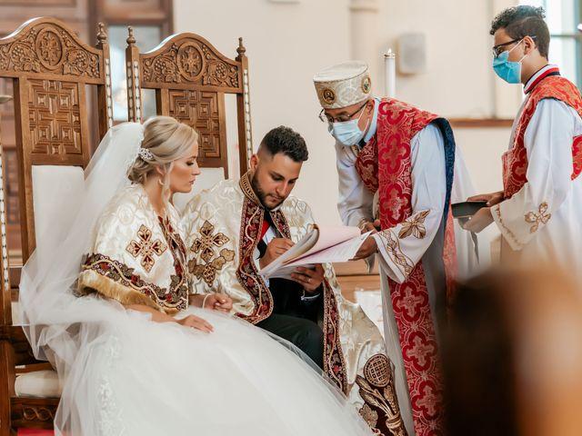 Kareem and Marya's wedding in Mississauga, Ontario 46