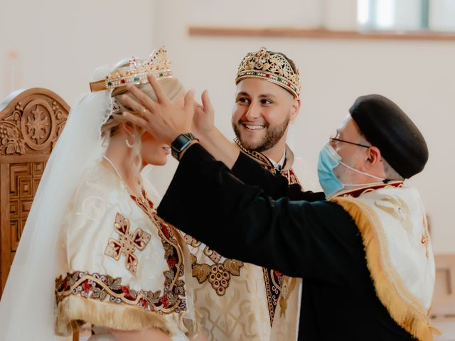 Kareem and Marya's wedding in Mississauga, Ontario 54