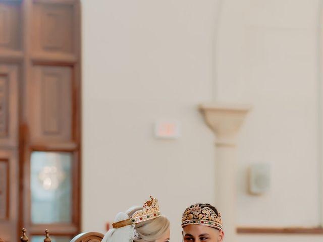 Kareem and Marya's wedding in Mississauga, Ontario 56