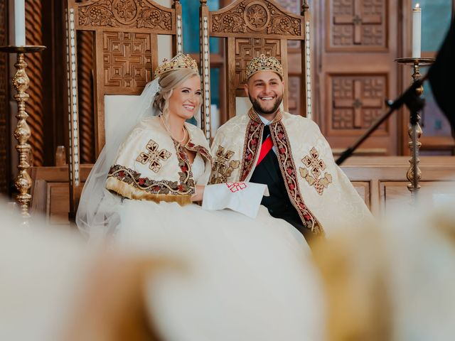 Kareem and Marya's wedding in Mississauga, Ontario 58