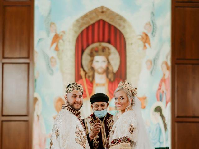 Kareem and Marya's wedding in Mississauga, Ontario 59