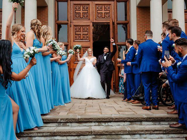 Kareem and Marya's wedding in Mississauga, Ontario 62