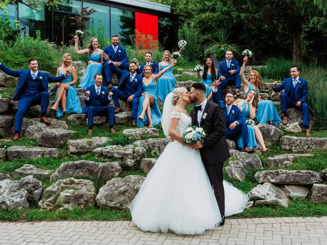 Kareem and Marya's wedding in Mississauga, Ontario 70