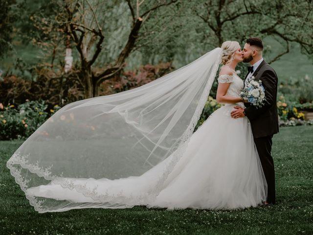 Kareem and Marya's wedding in Mississauga, Ontario 1