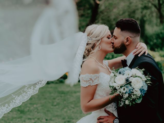 Kareem and Marya's wedding in Mississauga, Ontario 86