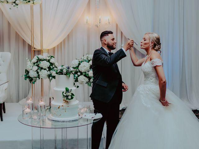 Kareem and Marya's wedding in Mississauga, Ontario 122