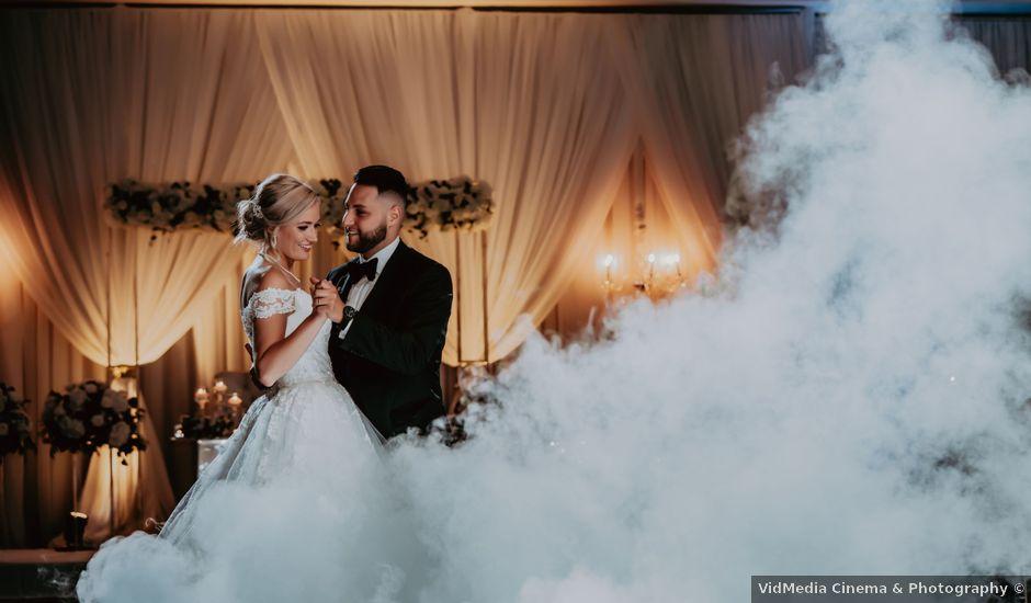 Kareem and Marya's wedding in Mississauga, Ontario