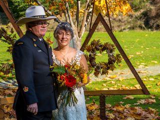 The wedding of Terresa and Allan