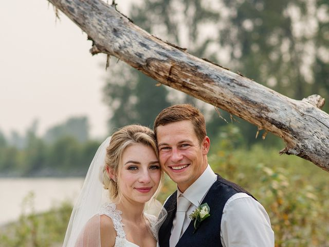 The wedding of Kristina and Nils