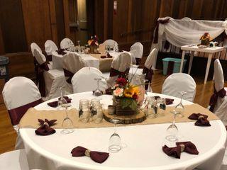 The wedding of Erika and Graham 2