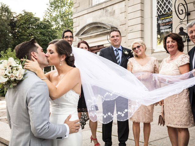 The wedding of Jessica and Jean-Philippe