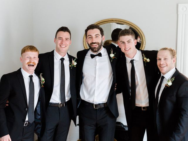 Louis and Jessica's wedding in Wolfville, Nova Scotia 3