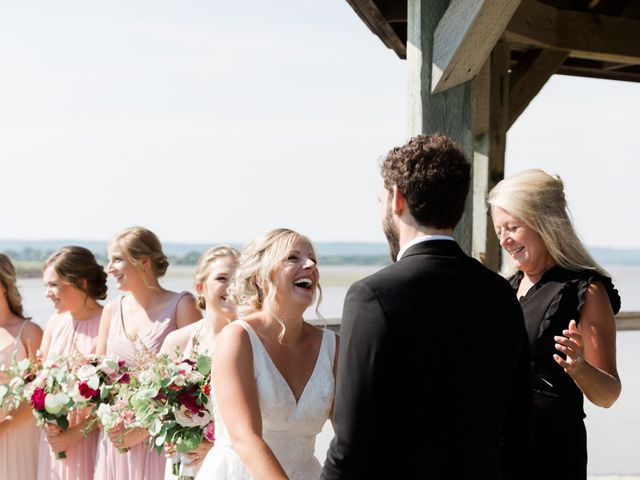 Louis and Jessica's wedding in Wolfville, Nova Scotia 6