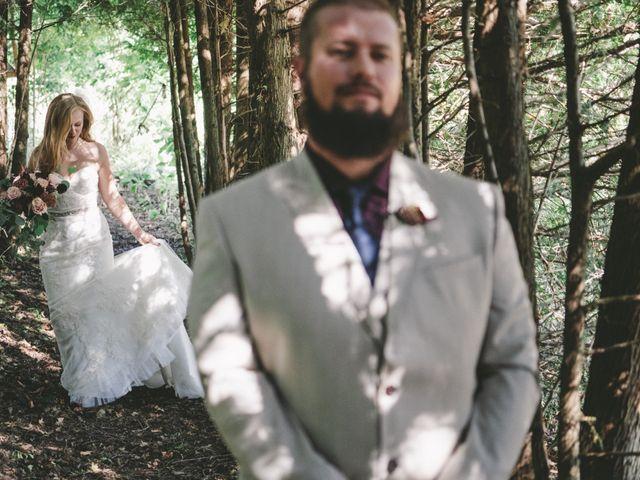 Kellie and Andy's wedding in Delhi, Ontario 5