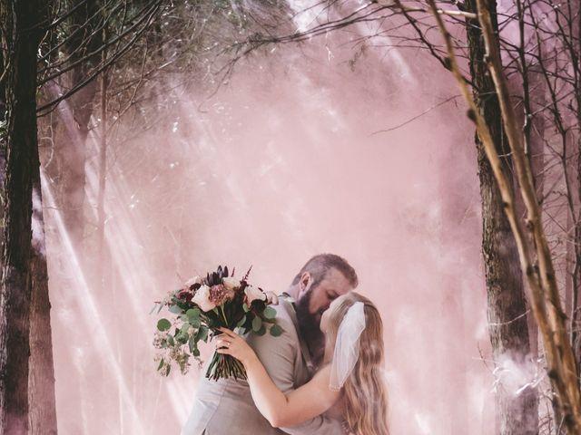 Kellie and Andy's wedding in Delhi, Ontario 8