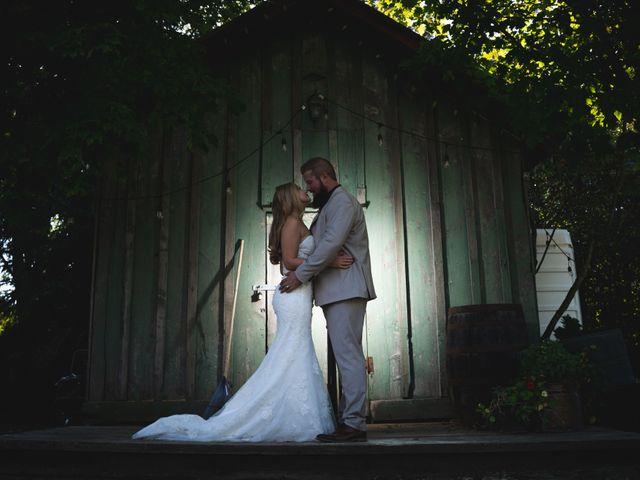 Kellie and Andy's wedding in Delhi, Ontario 12
