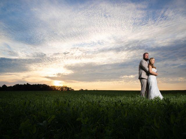 Kellie and Andy's wedding in Delhi, Ontario 2