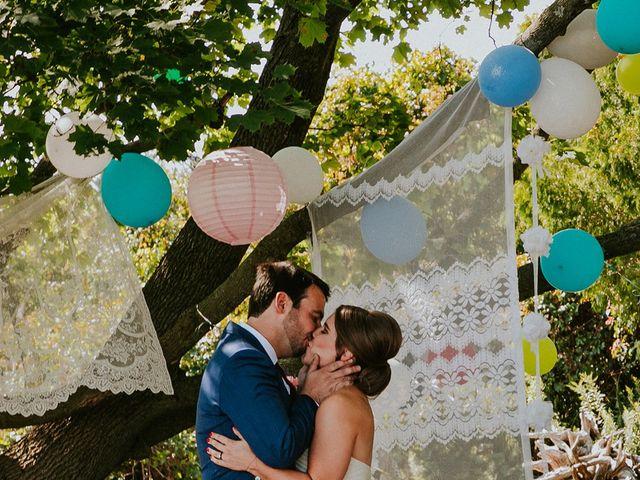 Joel and Alex's wedding in Puslinch, Ontario 5